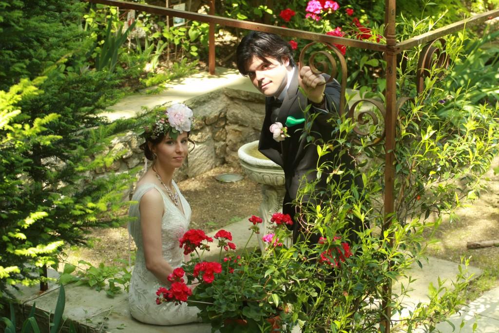 Le mariage de printemps, romantique et floral, de Mme la Rose (17)