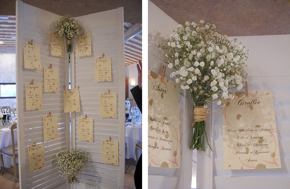 Le mariage de printemps, romantique et floral, de Mme la Rose (18)
