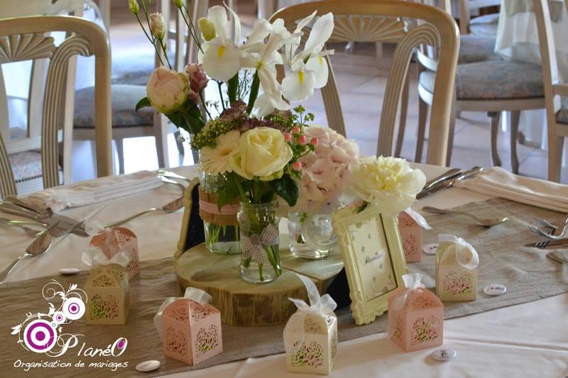 Le mariage de printemps, romantique et floral, de Mme la Rose (19)