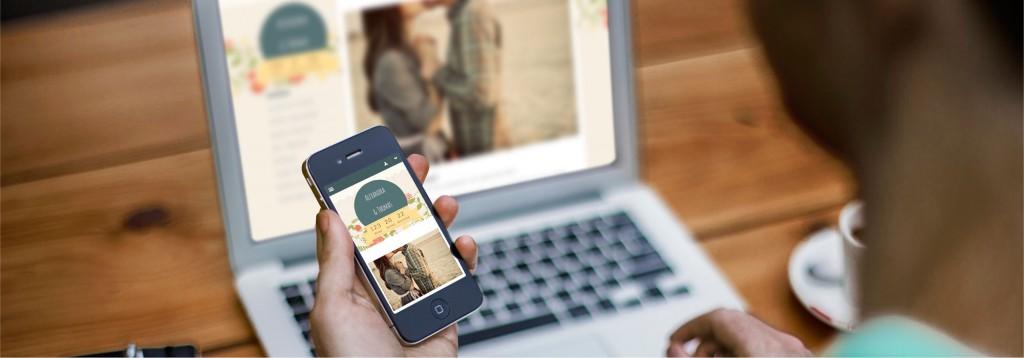 Gagne le site Internet de ton mariage 100 % personnalisé avec Zankyou !