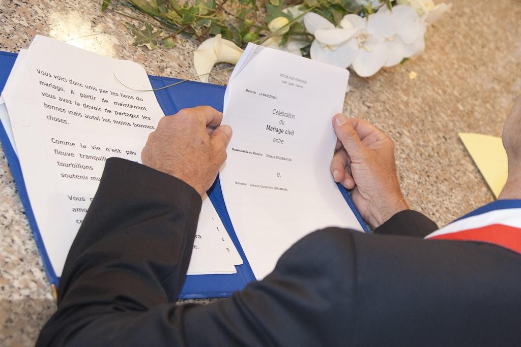 Le mariage civil : J-7 !