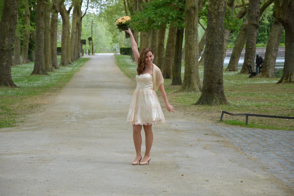 Le jour de mon mariage civil