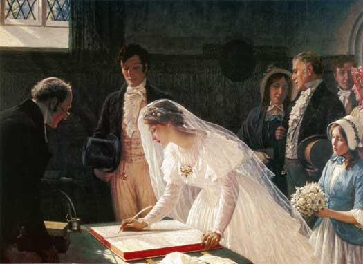 Choisir un thème de mariage, oui ou non ?