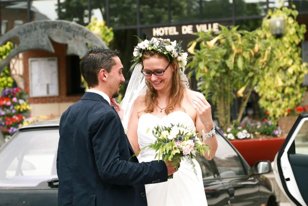 Le mariage rétro-bohème à la campagne de Bianca (2)