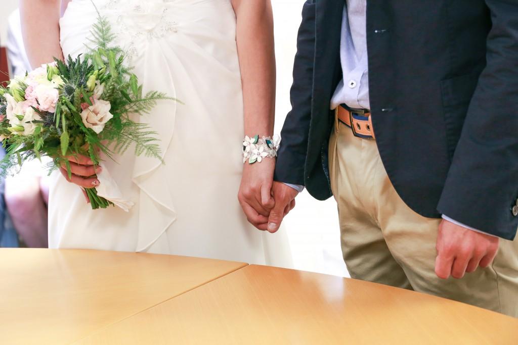 Le mariage rétro-bohème à la campagne de Bianca (5)