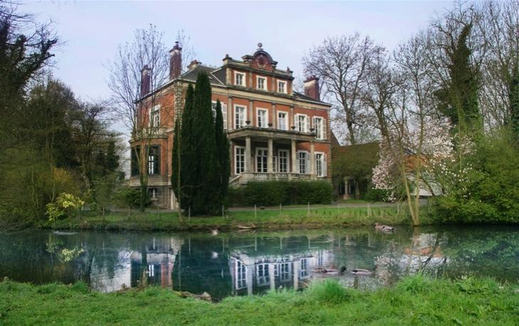 Château de Philiomel à Lillers (62)