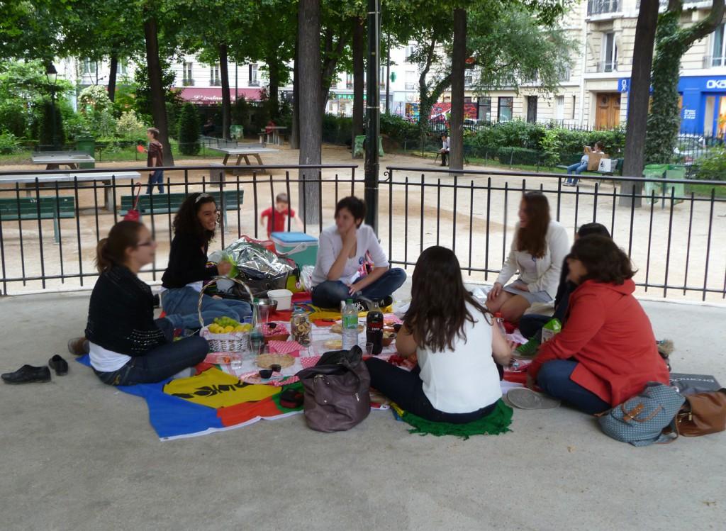 Une journée girly à Paris pour mon EVJF sous le signe de la danse