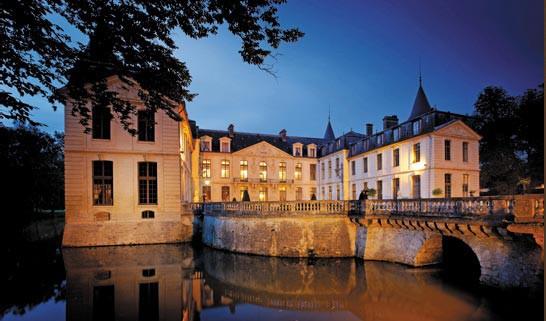 Notre recherche et nos visites de salle : le château d'Ermenonville