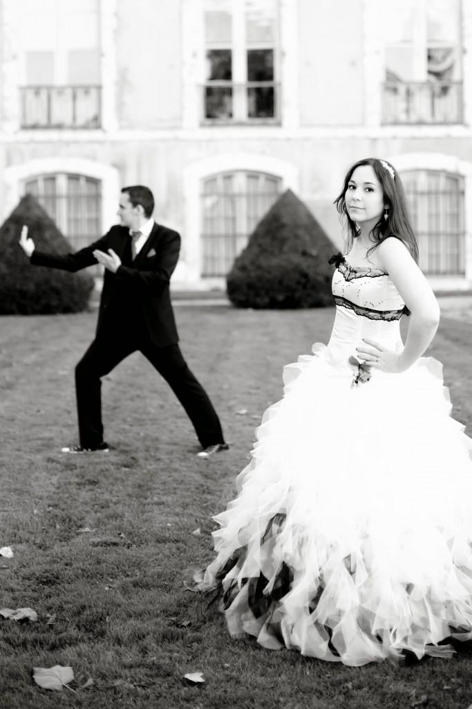 Nos photos de couple décalées // Photo : Joëlle Dejanovski