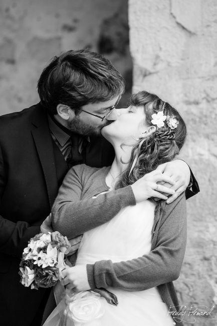Mon mariage ludique et romantique : le bilan... // Photo : Freddy Frémond