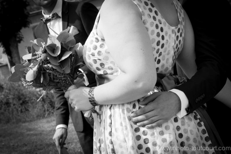 Mon mariage coloré avec le sourire : confidences un an après... // Photo : Photo ToutCourt