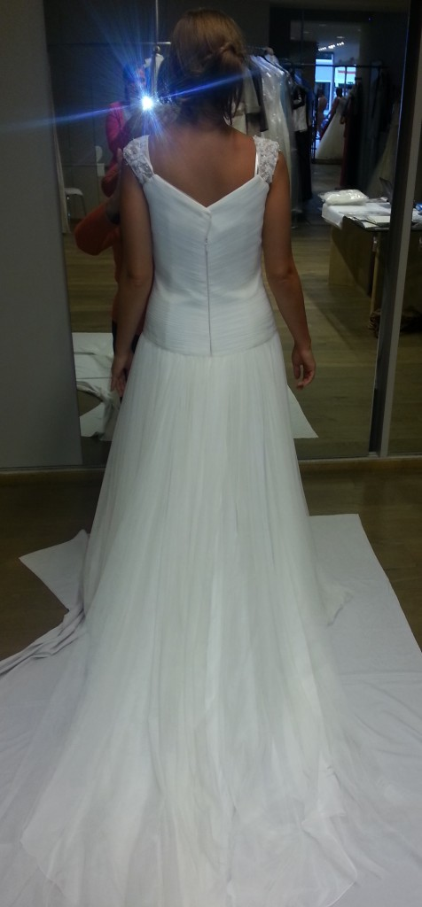 Mes essais de robe