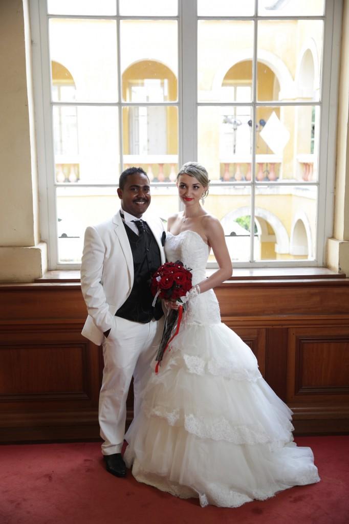 Le mariage chic et réunionnais de Virginie (3)