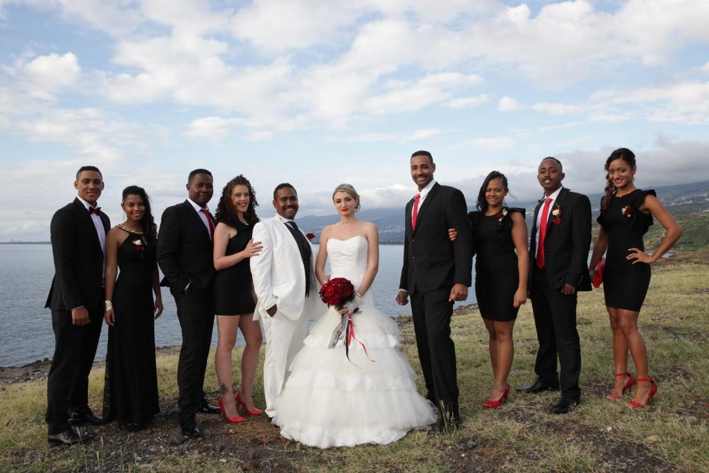 Le mariage chic et réunionnais de Virginie (6)