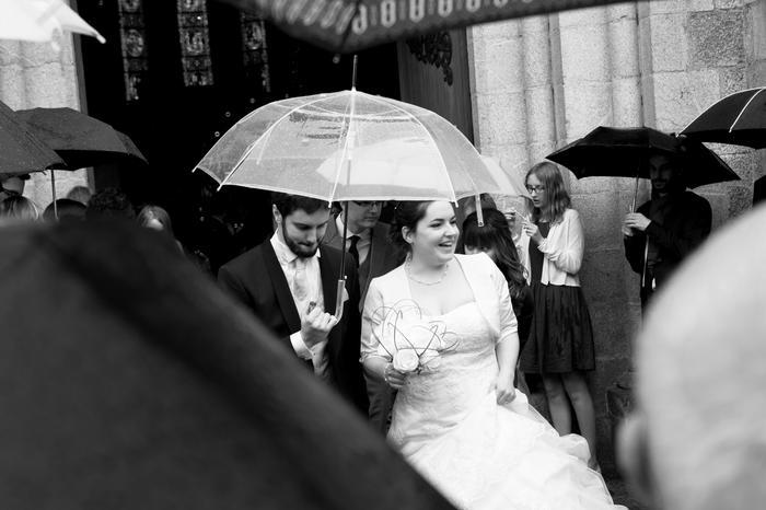 Le mariage de Mélodie sur un thème Bistrot Parisien (10)