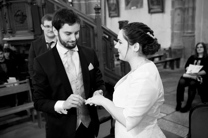 Le mariage de Mélodie sur un thème Bistrot Parisien (9)