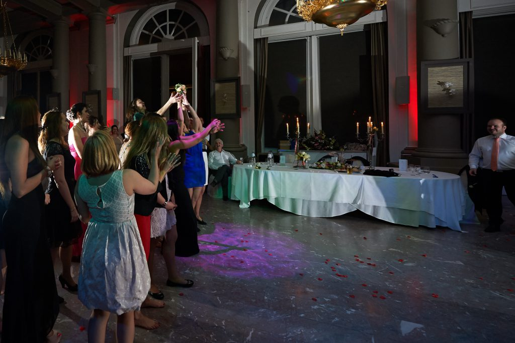 La soirée de notre mariage grec // Photo : Stéphane Evras