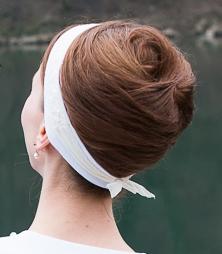Ma coiffure pour le jour J // Photo : Sonia Blanc - sopluriellephotographie