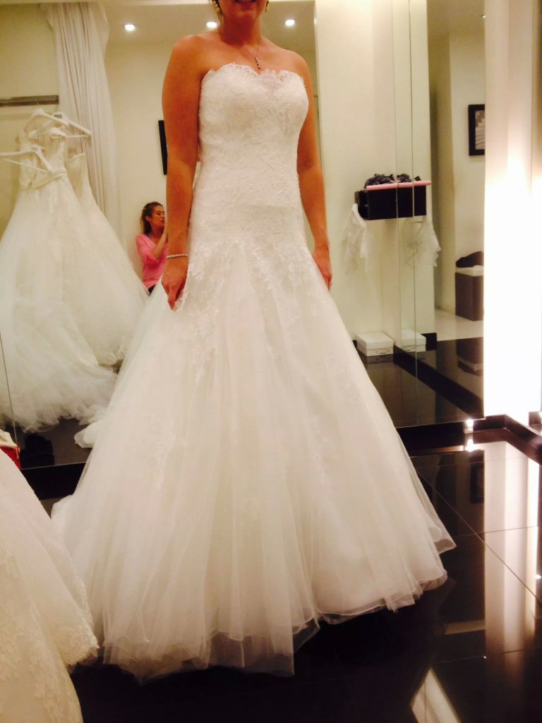 Mes essayages de robes de mariée chez Rosa Clara