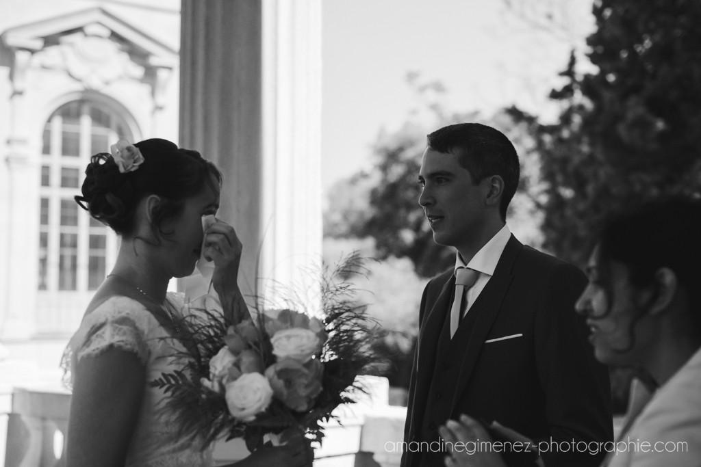 Nos retrouvailles au Palais Longchamp // Photo : Amandine Gimenez