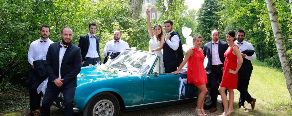 Le mariage d'Émilie avec une cérémonie laïque, beaucoup d'amis et des surprises en pagaille (17)