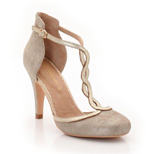 Mes chausssures de mariée