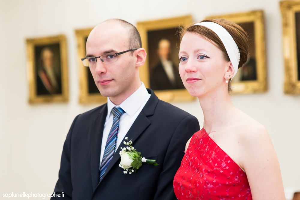 Déroulé de la cérémonie civile // Photo : Sonia Blanc