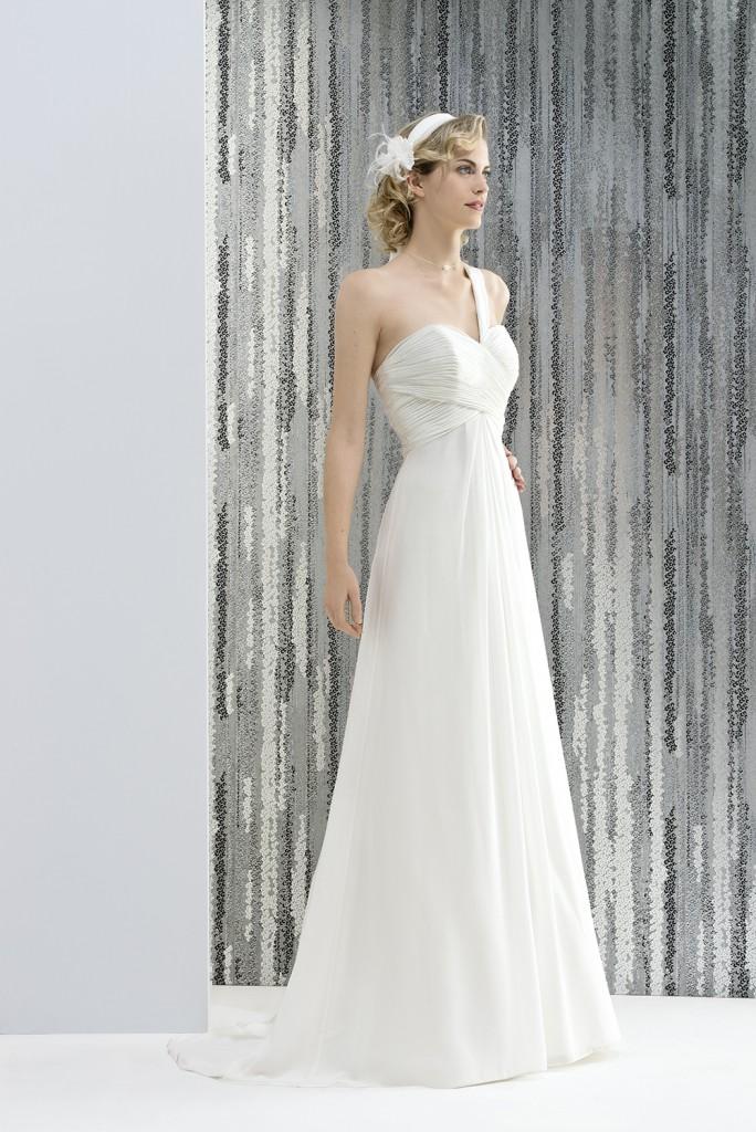 Robe de mariée Eglantine Creations