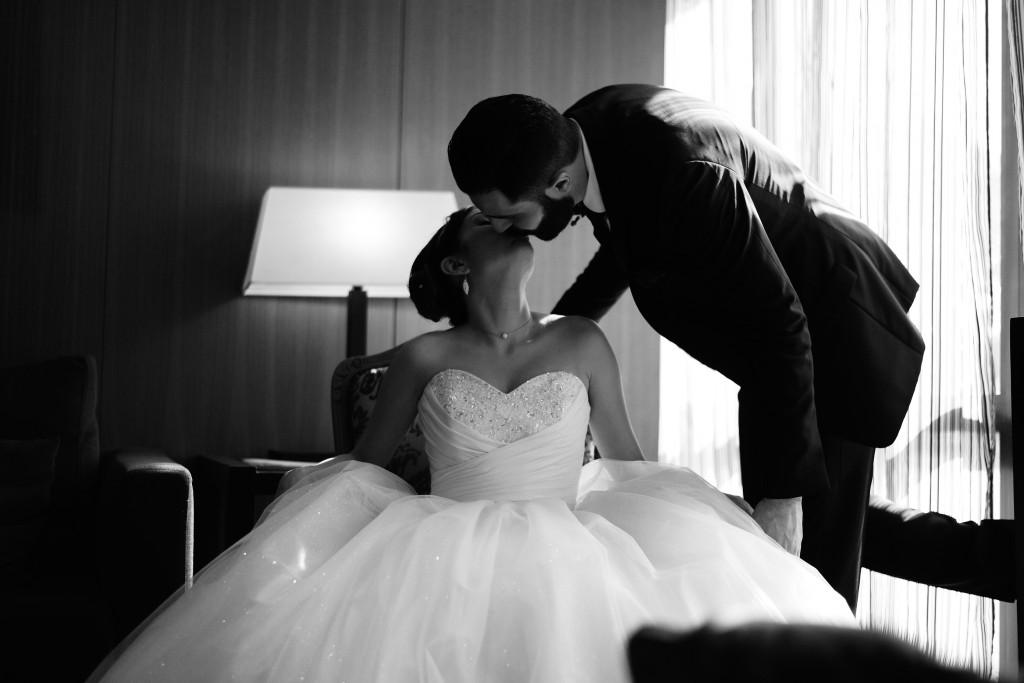 Nos photos de couple à l'hôtel // Photo : Basile Crespin pour OccitanMultimédia