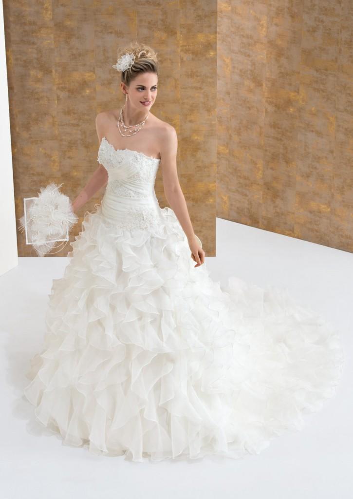 "Robe de mariée Eglantine Creations ""Mexique"""