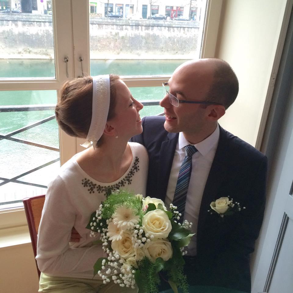 Mon mariage civil