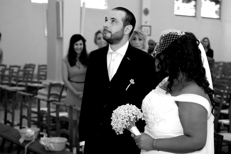 Déroulé de notre cérémonie religieuse // Photo : Cynthia Cappe