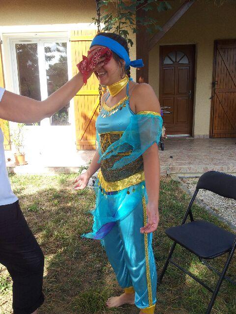 Un EVJF dynamique pour une princesse hyperactive