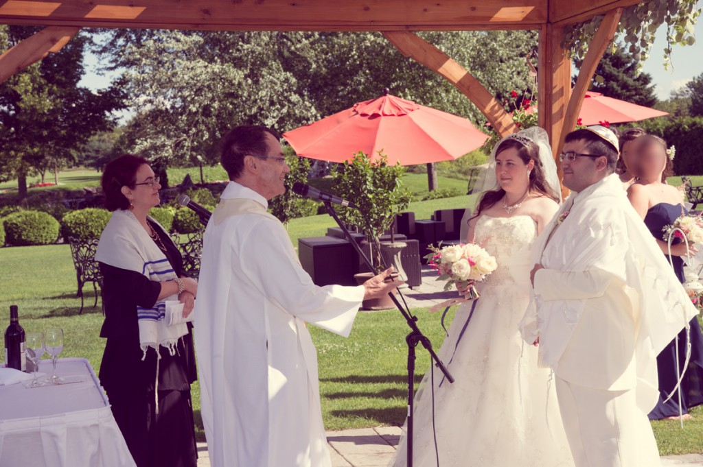 Le mariage étoilé franco-canadien et judéo-chrétien de Richan (12)