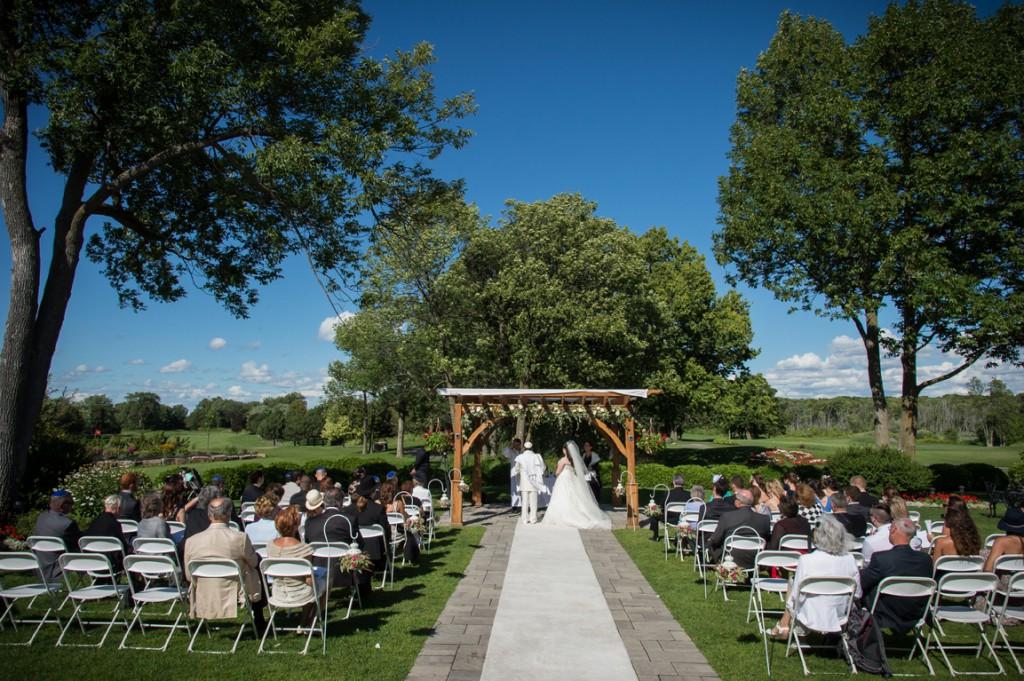 Le mariage étoilé franco-canadien et judéo-chrétien de Richan (14)