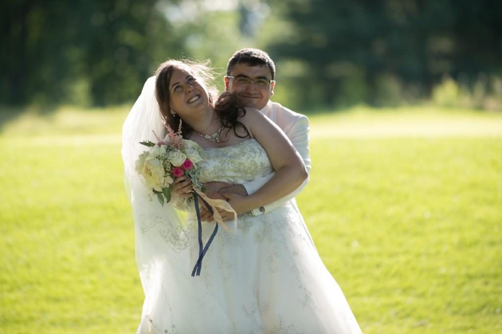 Le mariage étoilé franco-canadien et judéo-chrétien de Richan (18)