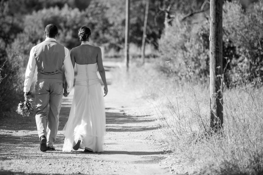 Le mariage champêtre de Kathleen dans un ancien moulin à huile - Photo Cedric Moulard (13)