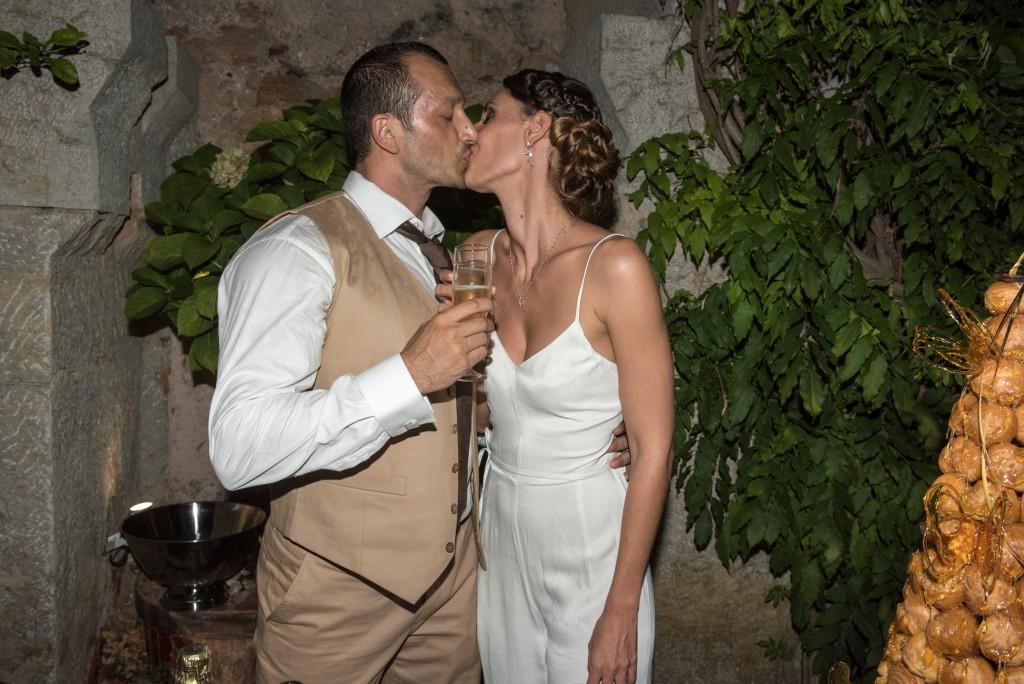 Le mariage champêtre de Kathleen dans un ancien moulin à huile - Photo Cedric Moulard (23)