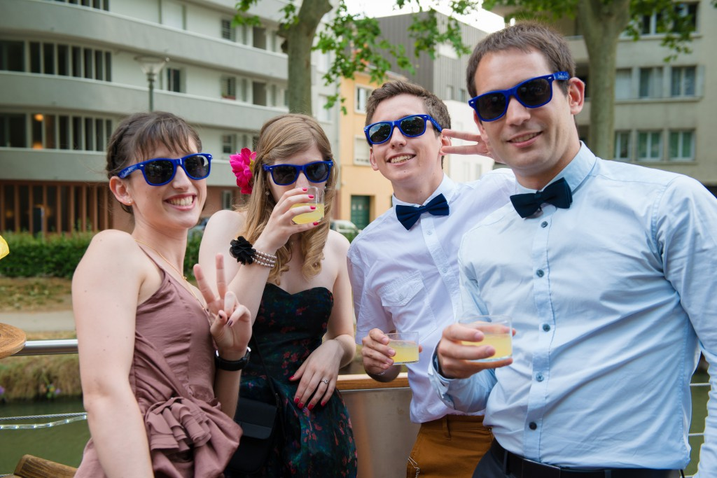 Le mariage civil de Charlène en bleu (11)