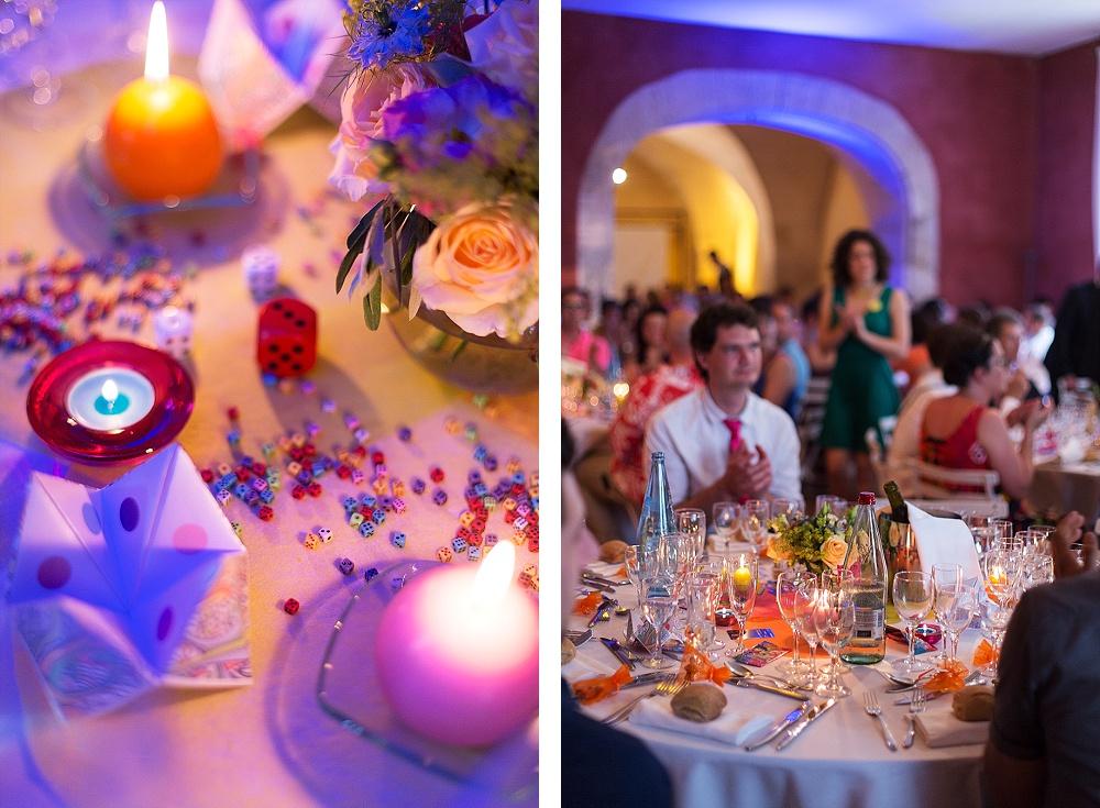 Le mariage coloré et bucolique de Caroline en Provence - photos  Morgane Ruiz et Benjamin Genet (18)