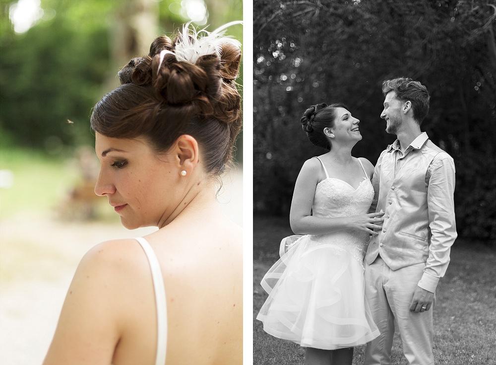 Le mariage coloré et bucolique de Caroline en Provence - photos  Morgane Ruiz et Benjamin Genet (21)