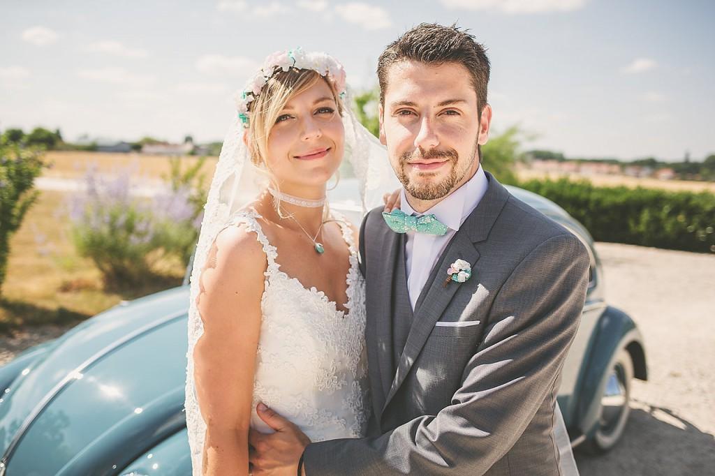 Le mariage de Jessica sur un thème chic et champêtre d'inspiration Nord américain (10)