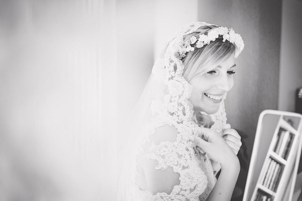Le mariage de Jessica sur un thème chic et champêtre d'inspiration Nord américain (3)