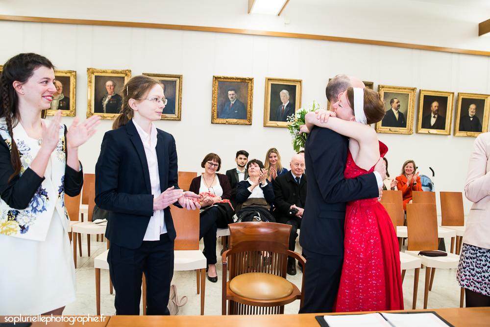 """Déroulé de la cérémonie civile : """"OUI"""" // Photo : Sonia Blanc"""