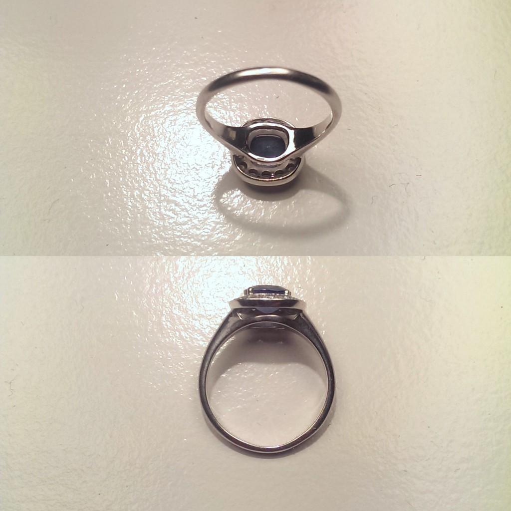 Ma bague de fiançailles