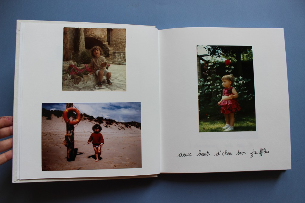 livre d'or roman photo