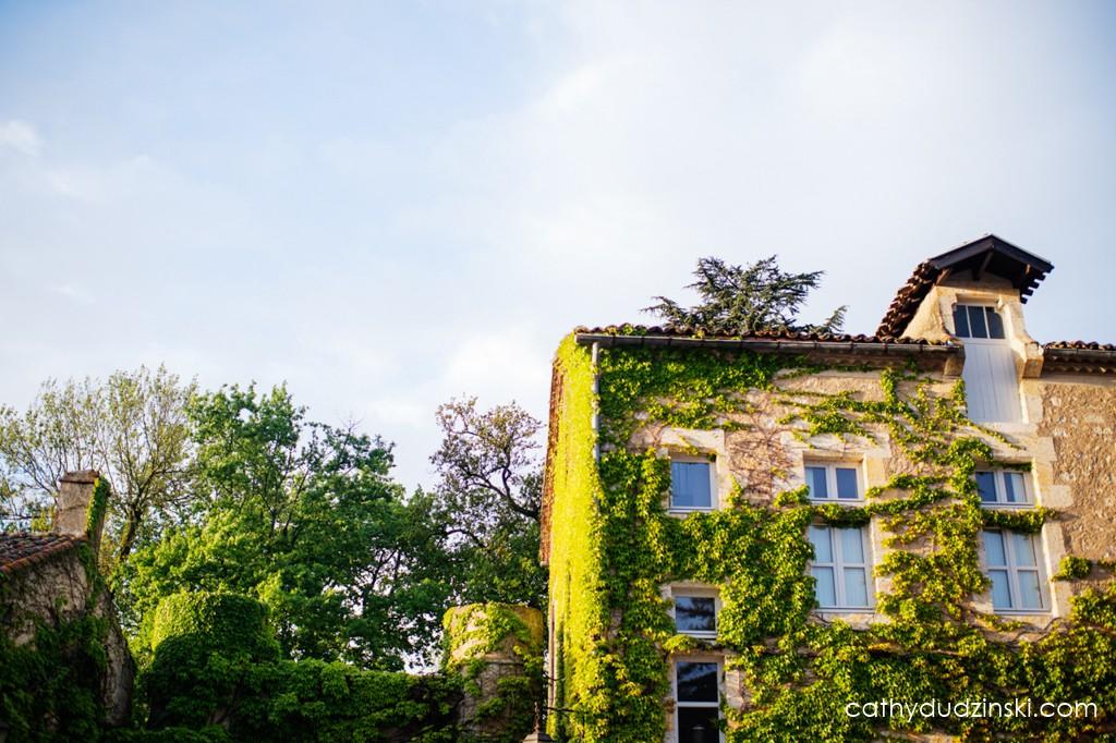 Remerciements à mes prestataires : le château de Mons pour la réception // Photo : Cathy Dudzinski