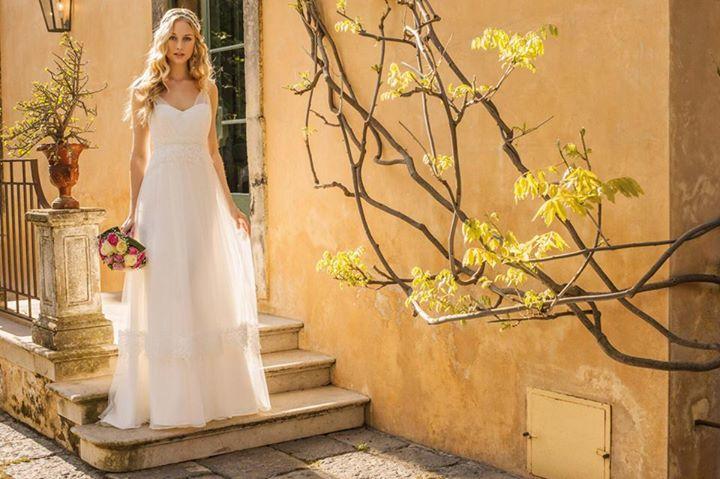 Mon coup de coeur : robe de mariée Minnelli par Rembo Styling