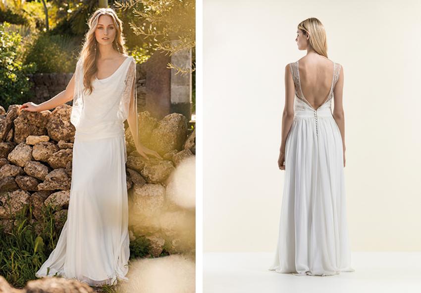Mes coups de coeur : robes de mariée Rembo Styling et Lambert Créations