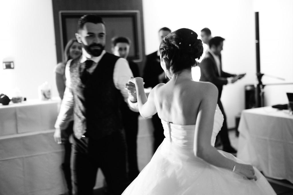 Notre ouverture de bal choregraphiée // Photo : Basile Crespin